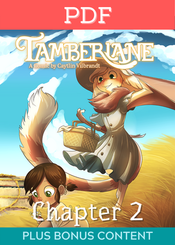 Tamberlane: Chapter 2 PDF Digital Comic