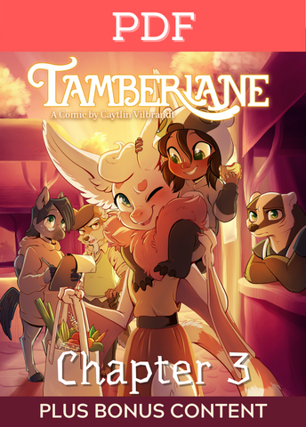 Tamberlane: Chapter 3 PDF Digital Comic