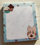 Adorable Animal Notepad