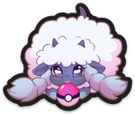Galarian Pokemon Sticker Pack