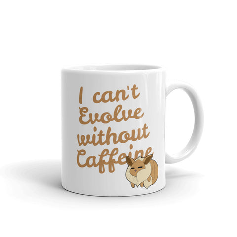 Eeveelutions Caffeinated Mug