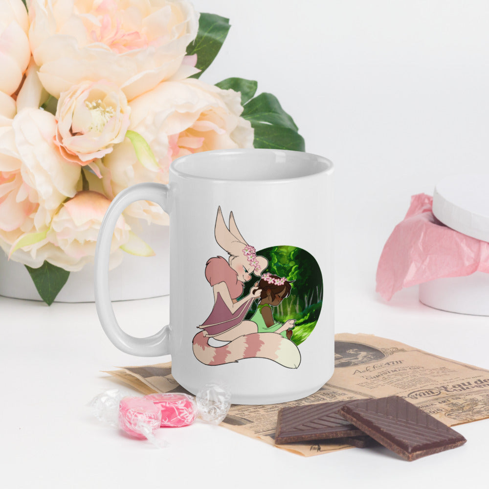 Flower Crowns Mug