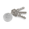 orbit keys-silver