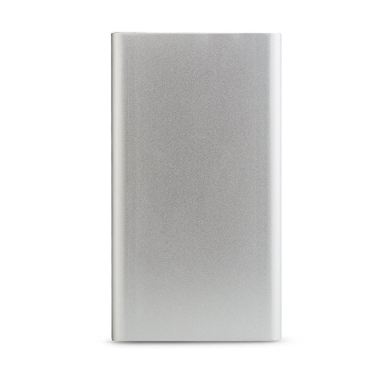 orbit powerbank - silver
