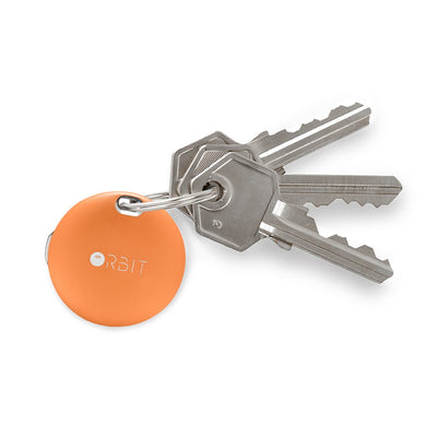 orbit keys-orange