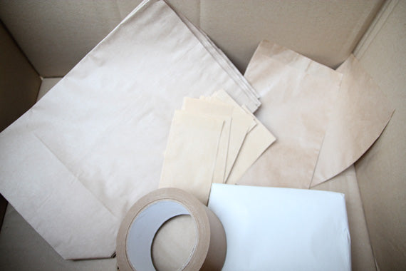 Packaging Cardboard Paper