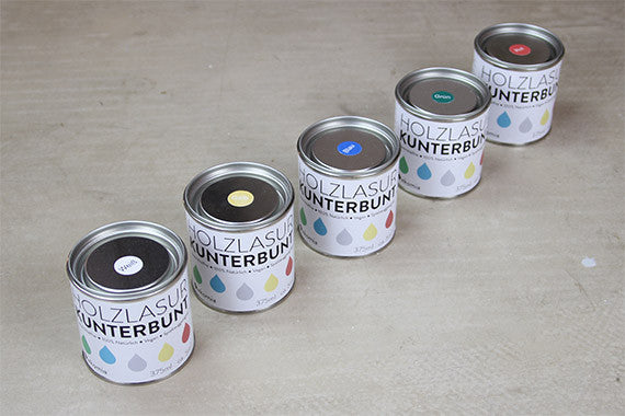 Ecological solvent-free paints from natural ingredients from ekomia