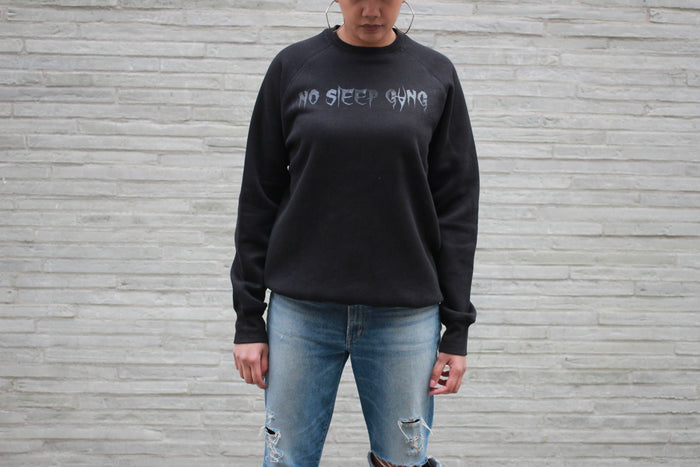 No Sleep Gang JUMPER - The Brand Base