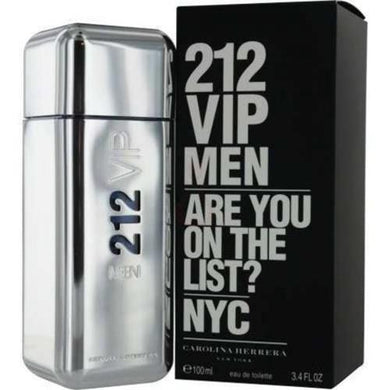 212 VIP MAN NYC de CAROLINA HERRERA