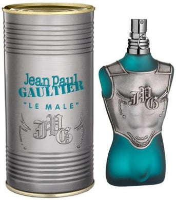 LE MALE de JEAN PAUL GAULTIER