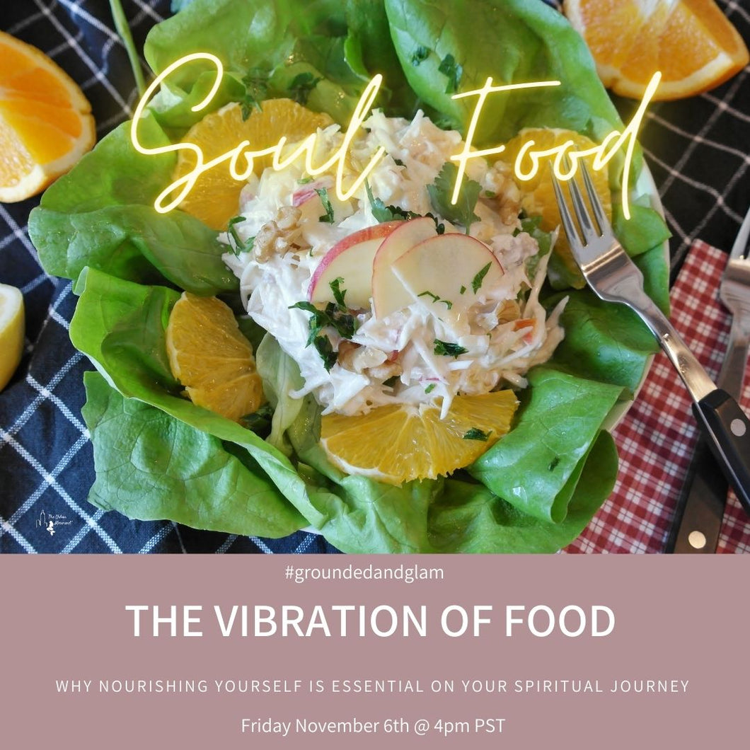 The Vibration of Food