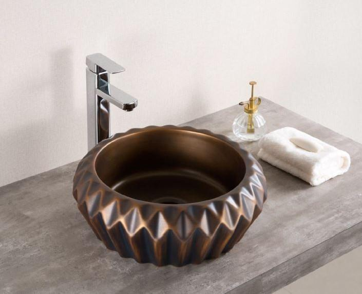 Designer Counter Top Bathroom Sink Wash Basin