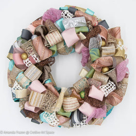 Pastel Perfect Wreath