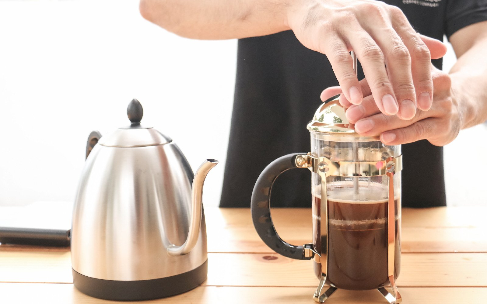 How to: French Press - Forest Cloud