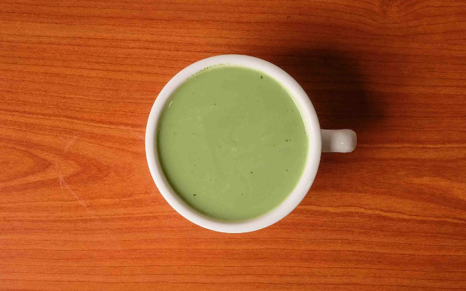 How to: Matcha Latte - Forest Cloud