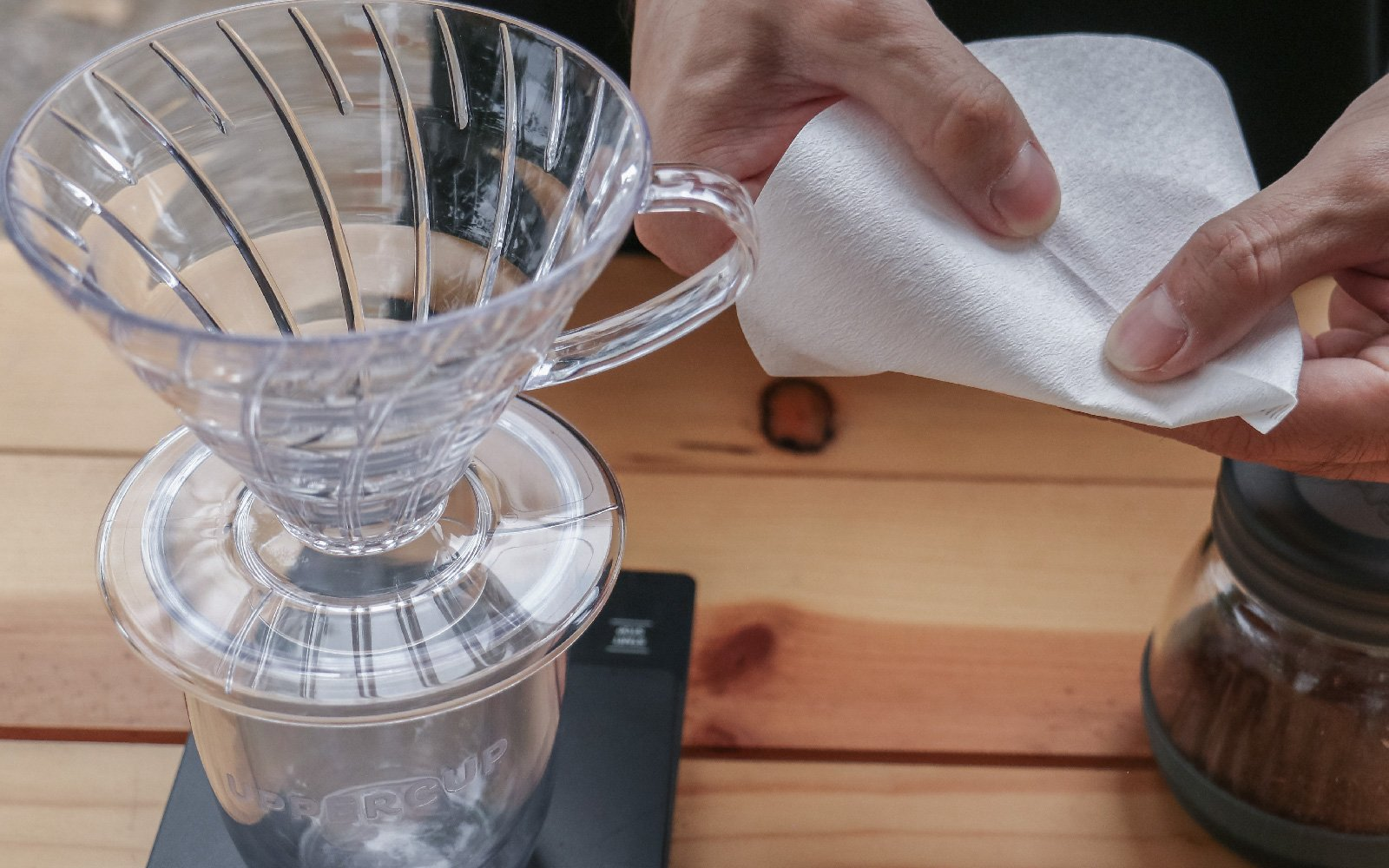 How to: Hario V60 - Forest Cloud