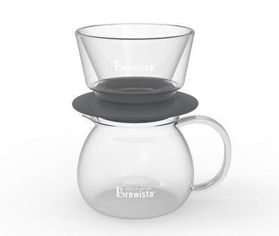 Brewista Double Wall Glass Smart Dripper