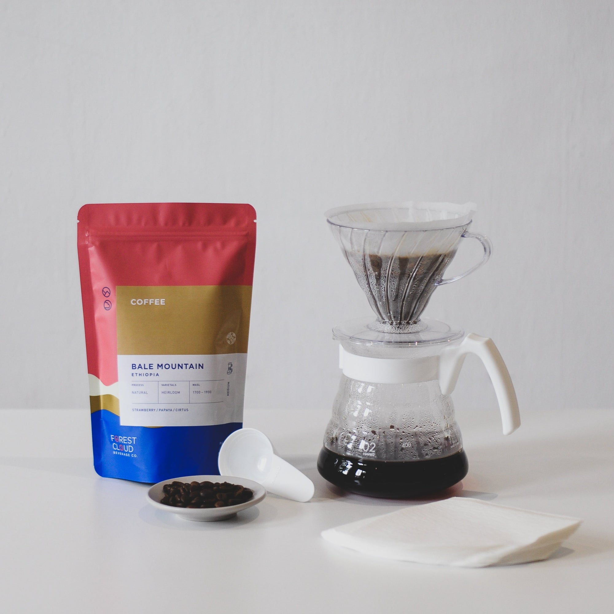 Hario Brewer Coffee Bundle