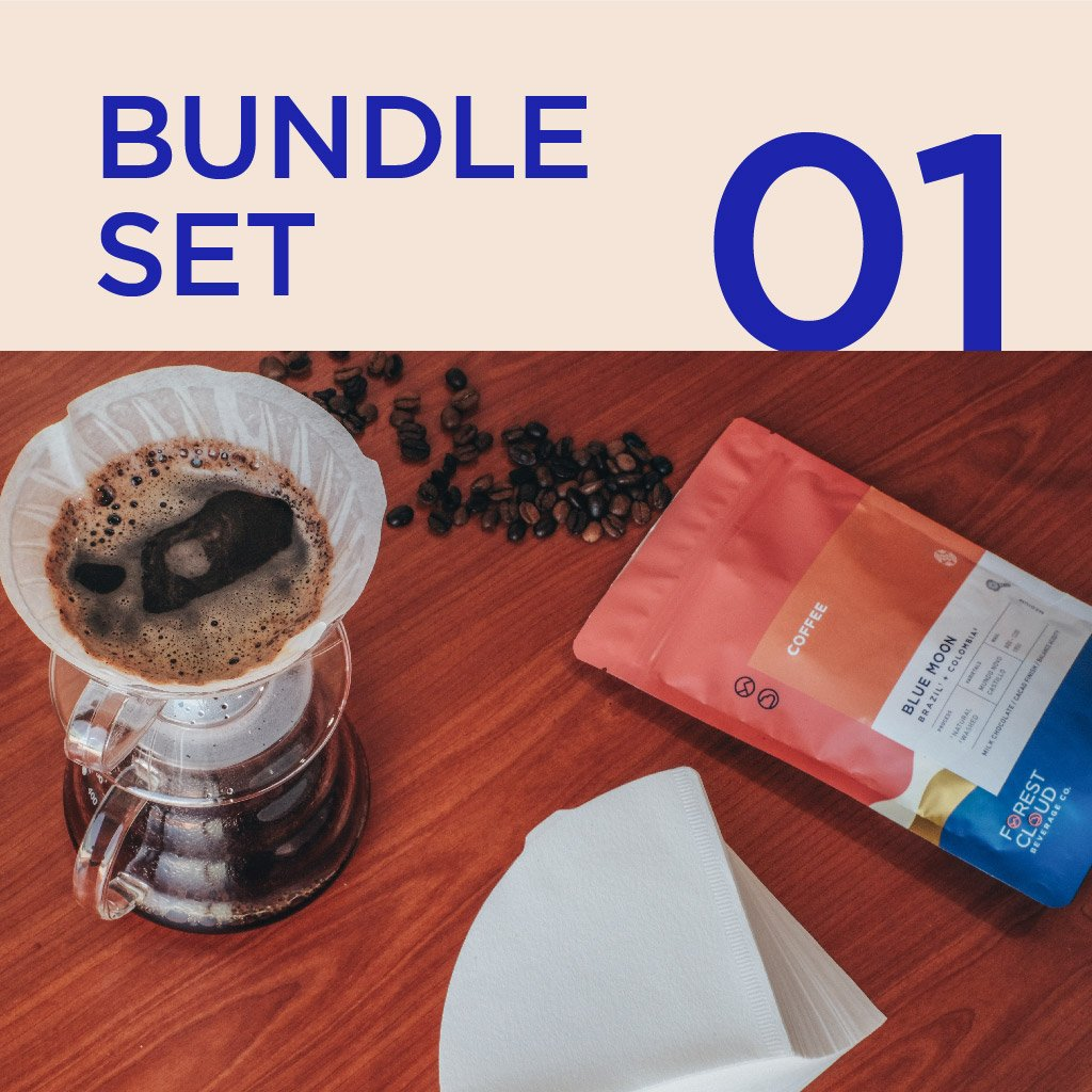 Bundle Set 01 - Forest Cloud