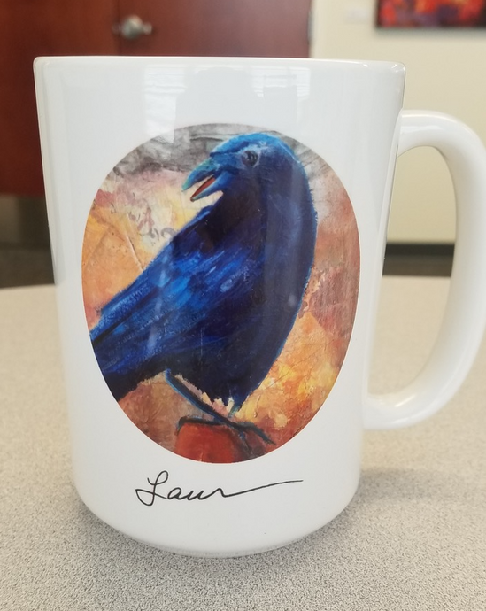 Laur Rose Artist Series mug