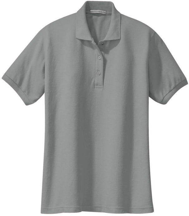 Port Authority L500 Ladies polo (poly/cotton)
