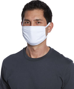 Port Authority® Cotton Knit Face Mask (pack of 5)