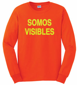 SOMOS VISIBLES / WE ARE NOT INVISIBLE