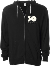Load image into Gallery viewer, ADA Anniversary Zip Up Hoodie