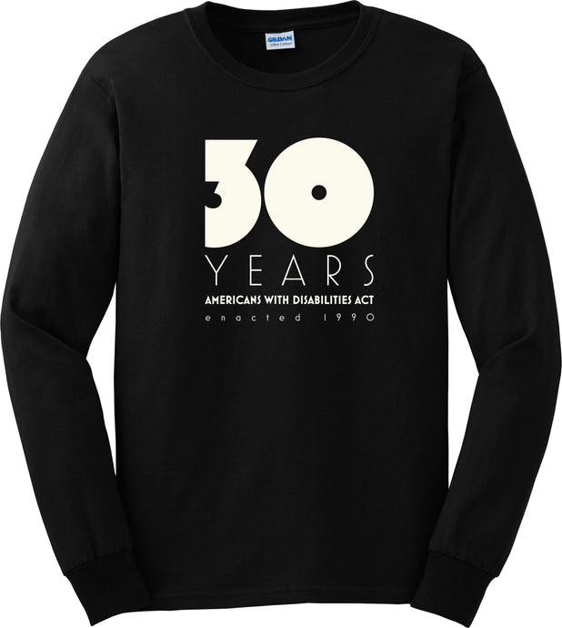 ADA Anniversary Long Sleeve Shirt