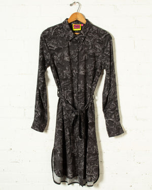 Fossilized Shirt Dress