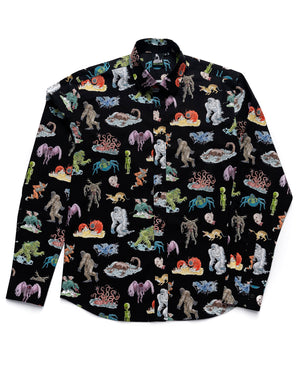 Long Sleeve Cryptids Shirt