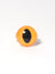 Amber Yellow Eye Ring
