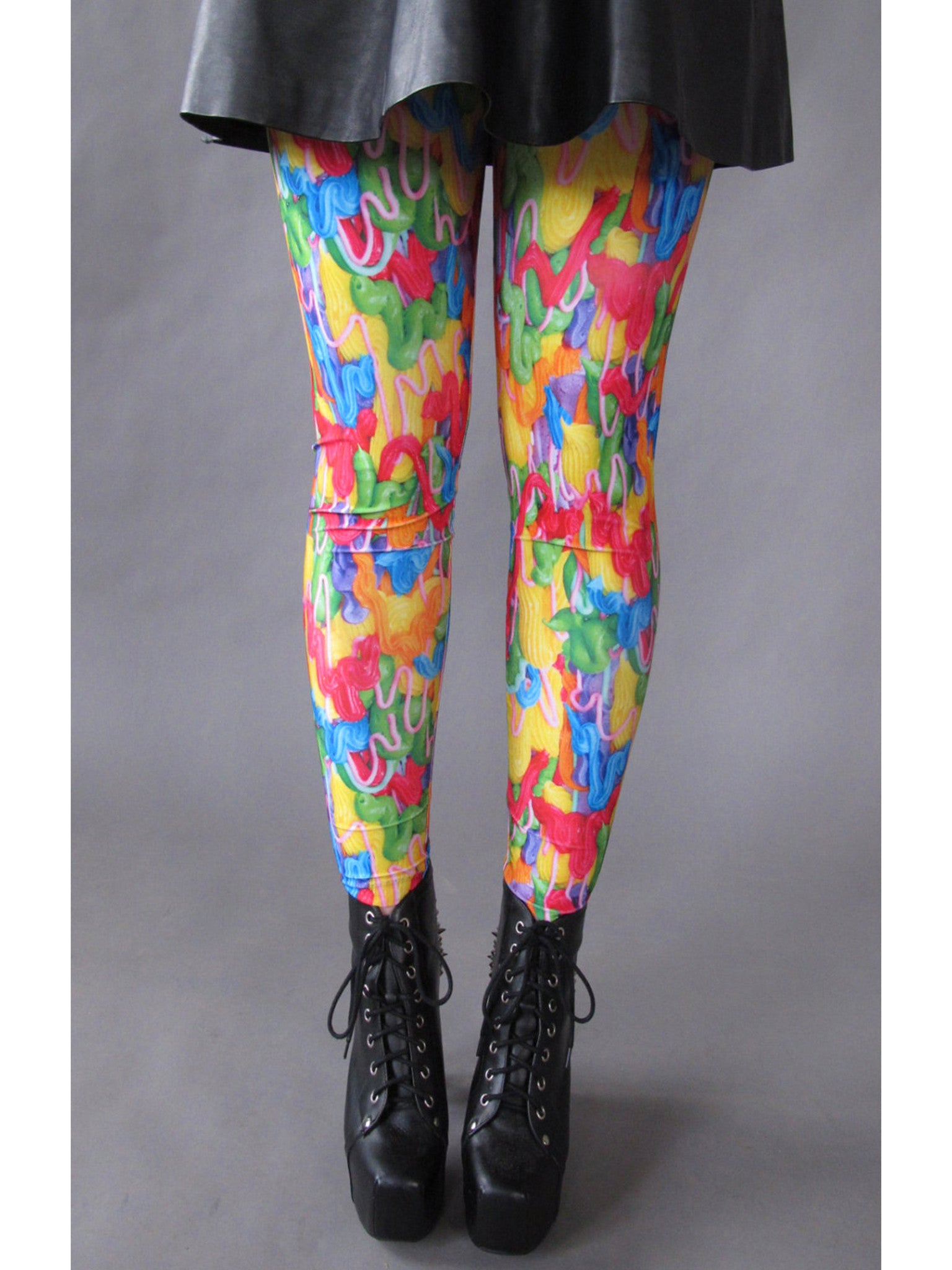 Drippy Frosting Leggings