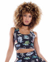 Cryptids Crop Top