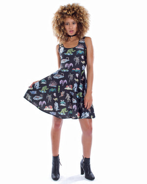 Cryptids Dress