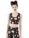 Doll Parts Crop Top