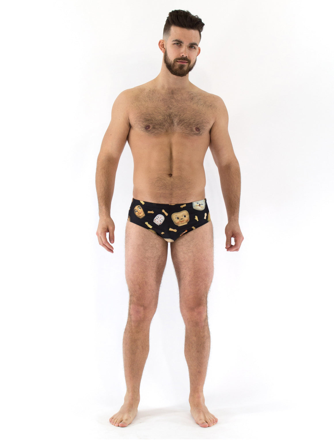 Doll Parts Swim Brief