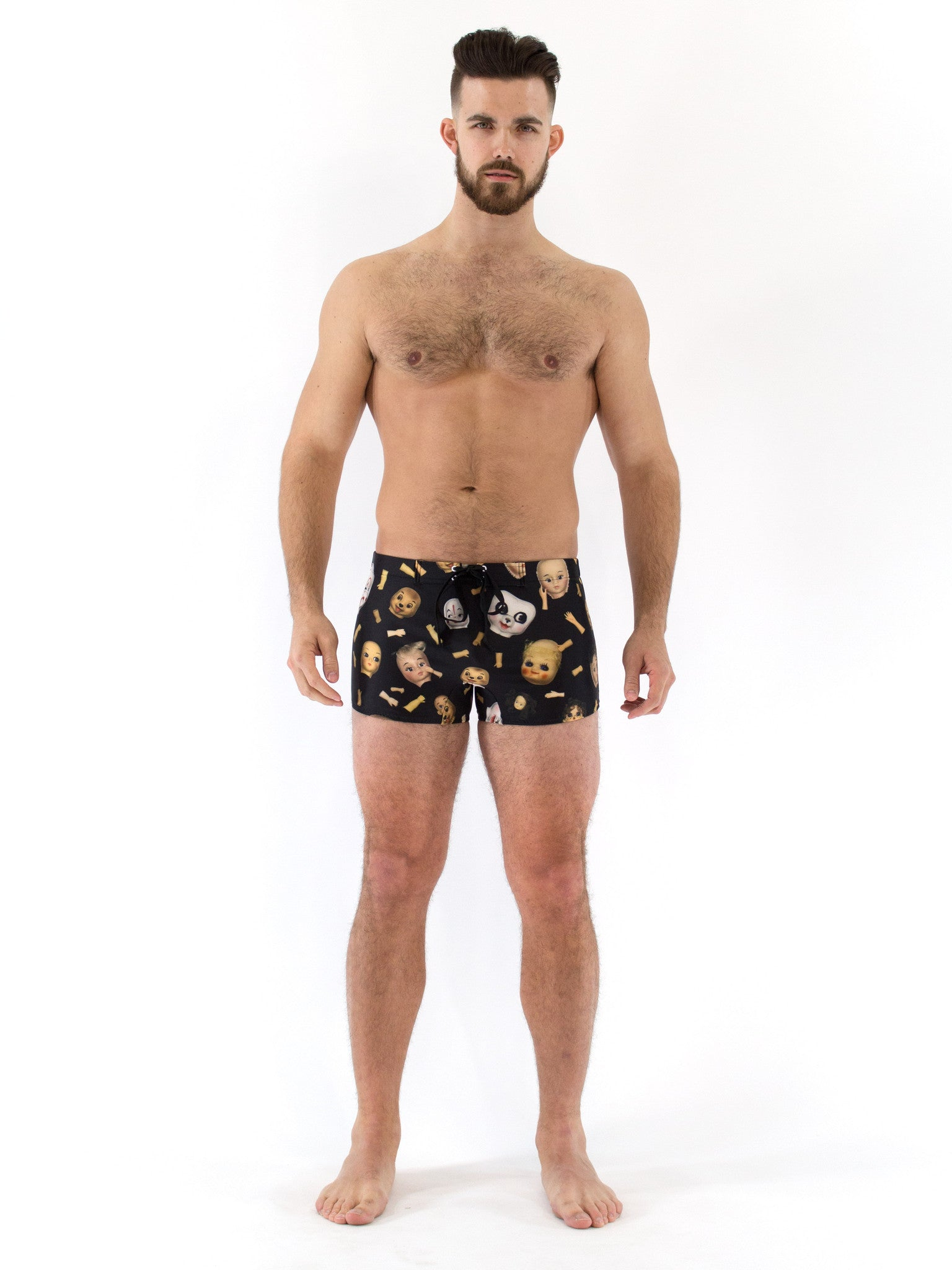 Doll Parts Swim Trunk