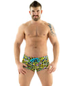 Wild Eyes Swim Trunk