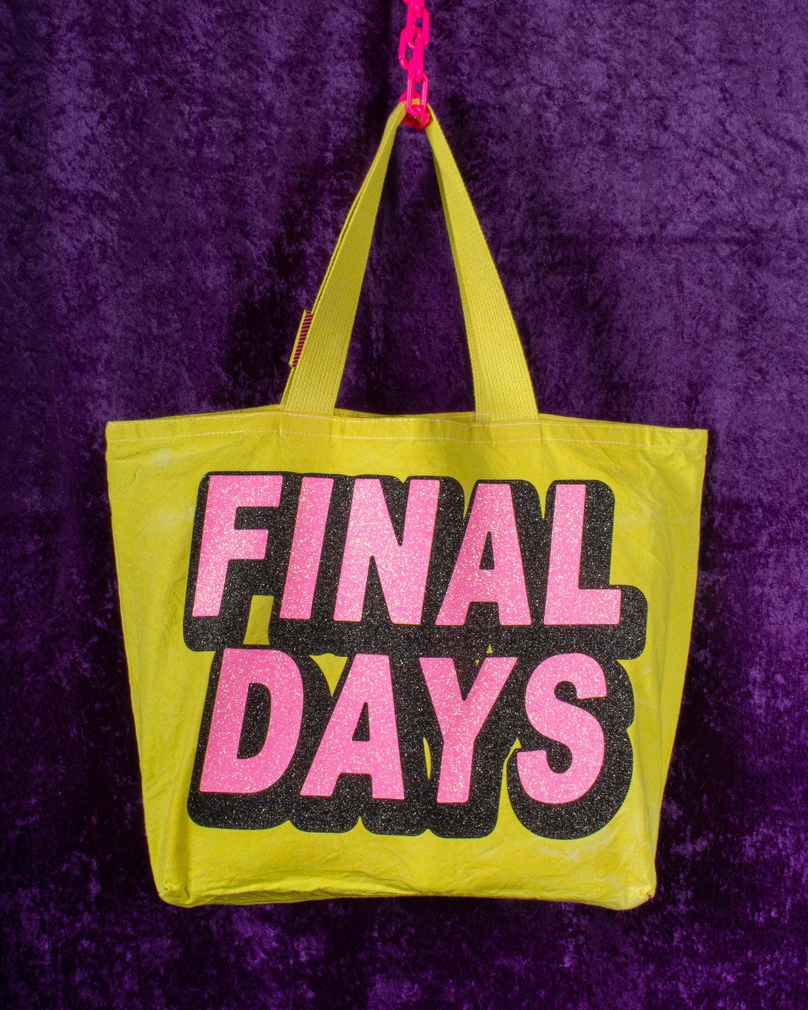Final Days Tote