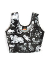 Freak of Nature Crop Top in Black