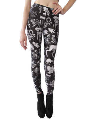 Freak of Nature Leggings in Black