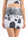 Graveyard Mini Skirt