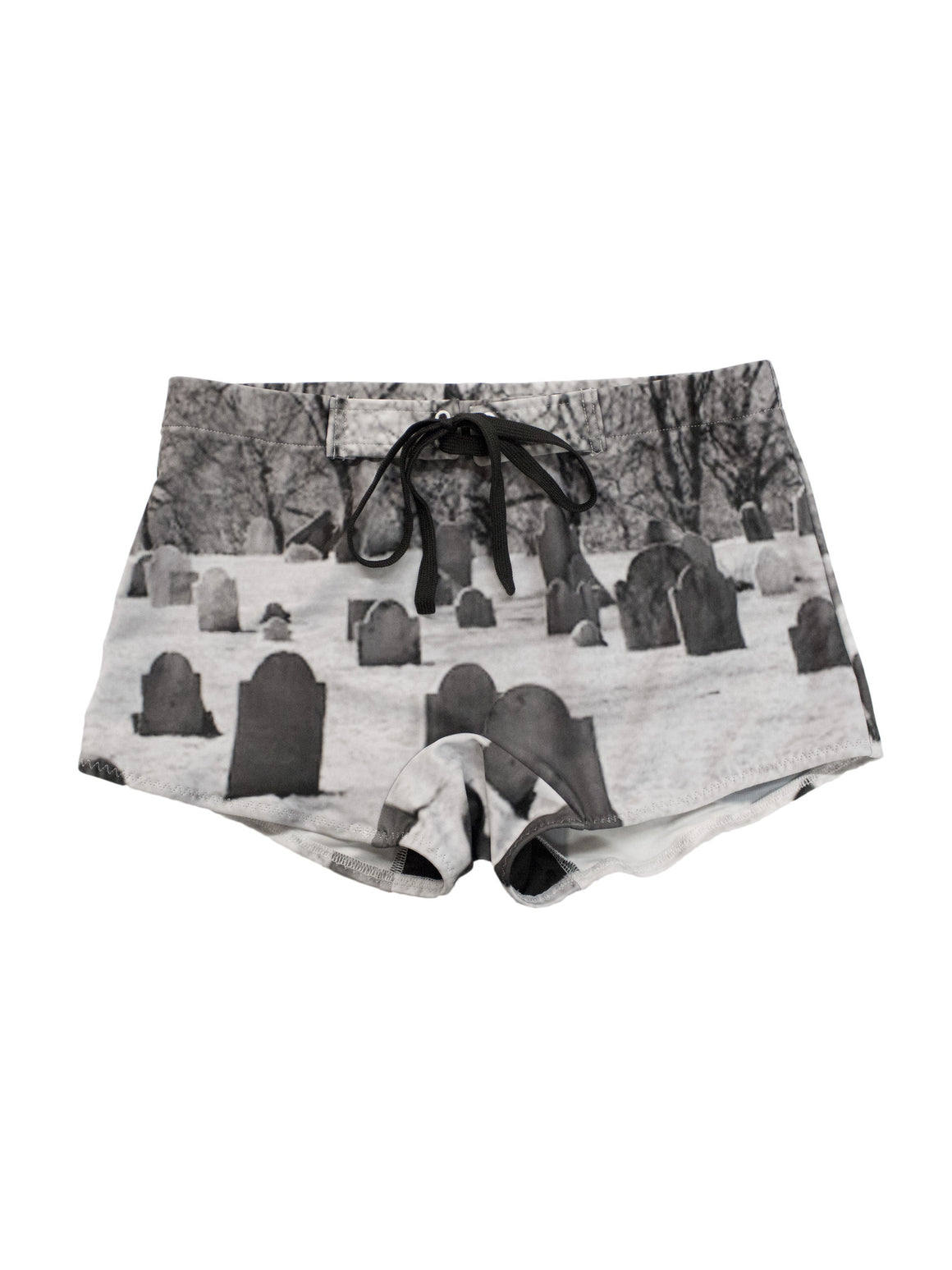 Graveyard Swim Trunk