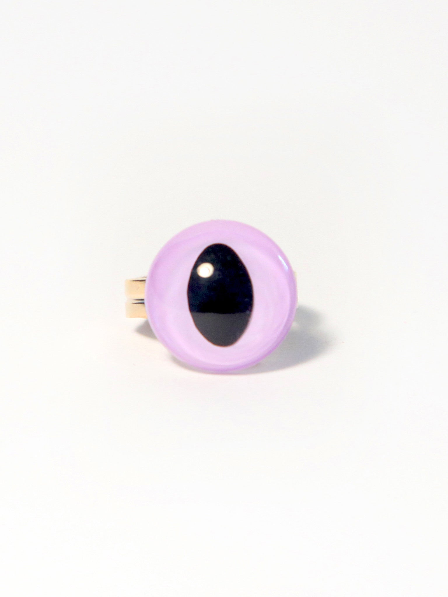 Purple Eye Ring