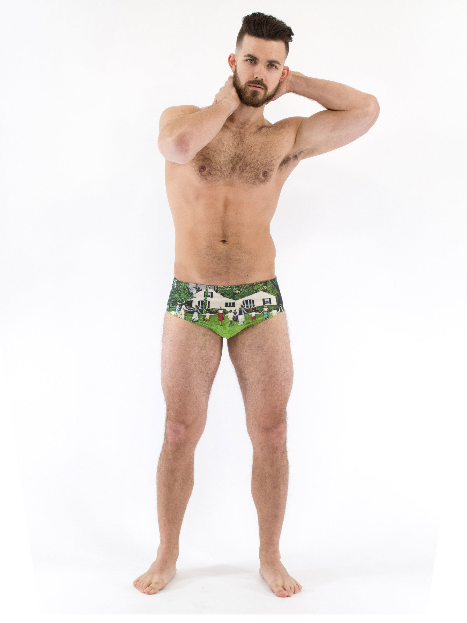 May Day Swim Brief