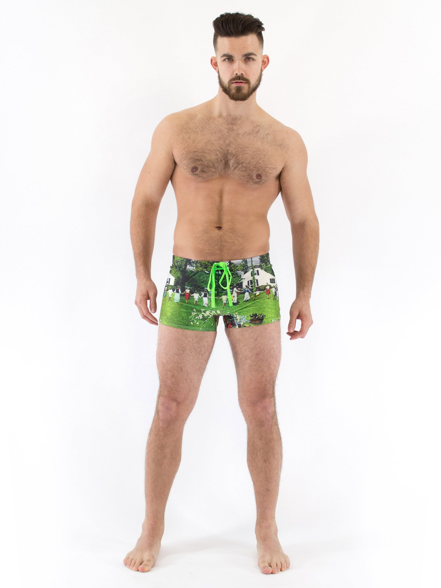 May Day Swim Trunk