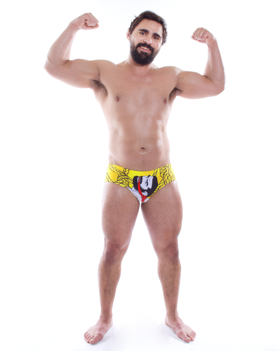 MASSIVE X Pretty Snake Tagame Swim Brief