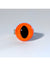 Neon Orange Eye Ring