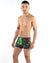 Neon Summer Swim Trunk
